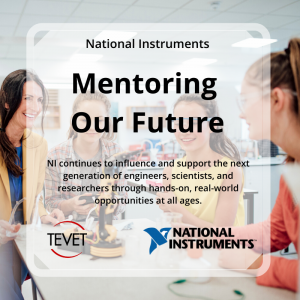 Mentoring Our Future- National Instruments and STEM