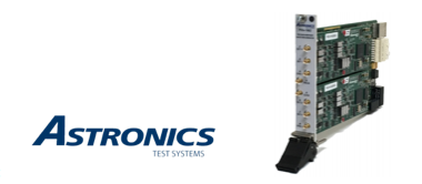 Astronics Test Systems Introduces Two Top Performance Test Instruments
