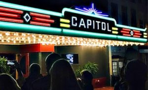 TEVET Sparking Life into Our Historic Downtown – Lighting of Capitol Theatre Marquee
