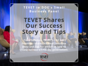 Small Business Owner's Panel – Sharing Successes, Building the Supply Base