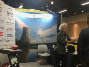 Picking Up the Energy - TEVET Attends 17th Annual DOE Conference