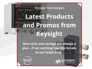 Keysight's Latest Products and Promotions