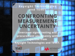 Confronting Measurement Uncertainty – Signal Generation