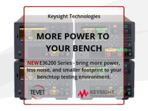 More Power to Your Bench – Keysight's NEW E36200 Series