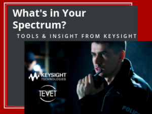 What's in Your Spectrum? – Keysight's Tools and Insights