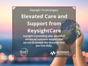 Elevated Care and Support – KeysightCare