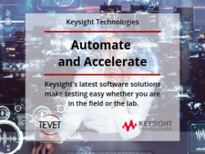 Automate and Accelerate with Keysight's Software Solutions