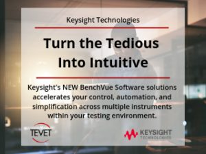 Turn the Tedious Into Intuitive – Keysight New BenchVue Software Solutions