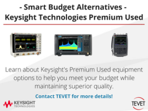 Smart Budget Alternatives - Keysight Premium Used Equipment