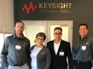 Testing Technical Knowledge - TEVET Trains at Keysight to Better Serve Customers