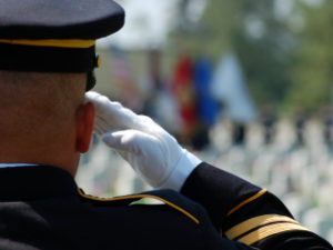 Fallen, But Not Forgotten - TEVET Honors Fallen Service Members on Memorial Day
