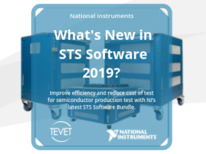What's New in STS Software 2019 – National Instruments