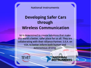 Developing Safer Cars Through Wireless Communication – National Instruments