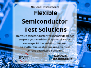Flexible Semiconductor Test Solutions – National Instruments