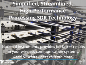 Wireless Made Simple - NI SDR Shows How