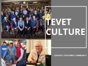 TEVET's Culture Cornerstones