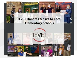 TEVET Donates Masks to Greene County and Greeneville City Elementary Schools