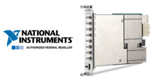 National Instruments Provides Flexible Control and Fast Test Results with PXIe-5172 Oscilloscope