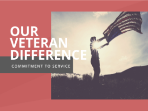 Our Veteran Difference