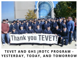 TEVET and GHS JROTC Program: Yesterday, Today, and Tomorrow