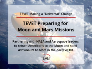 TEVET Preparing for Moon and Mars Missions