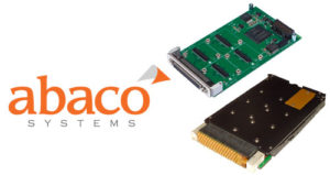 Abaco Creates the Optimal Mix of I/O on a Single Board with the New XMC and 3U VPX Carrier Cards